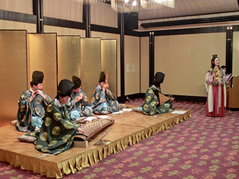 春日大社秋の集い奉納写真3