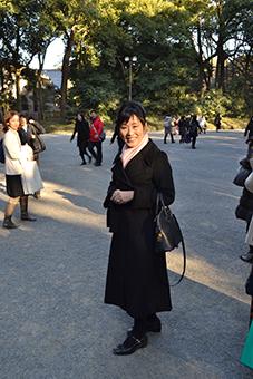 明治神宮参拝と新春の寿ぎの集い写真1