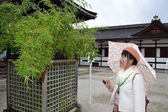 秋の集い「京都御所見学と和心を学ぶ研修会」2