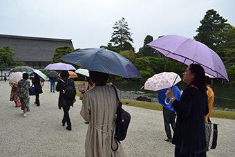 秋の集い「京都御所見学と和心を学ぶ研修会」3
