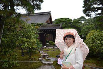 秋の集い「京都御所見学と和心を学ぶ研修会」4